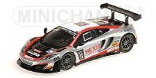 """Minichamps 1:18 McLaren 12C GT3 """"Hexix Racing"""" - Spa 2013"""