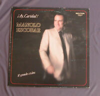 """Vinilo LP 12"""" 33 rpm MANOLO ESCOBAR - ¡AY, CARIDAD!"""