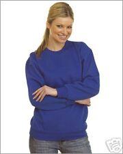 "Classic Sweatshirt for 4XL 54/56"" ROYAL - Top Quality!"