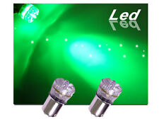 GP Thunder G18 1157 68 BA15D Hyper Green 15 LED Light Bulbs 12V Dual Filament