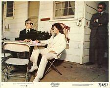 ROBERT RYAN & JOANNA CASSIDY - THE OUTFIT - MGM 1973 LOBBY CARD - RICHARD STARK