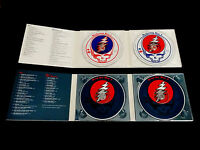 Grateful Dead Reckoning Dead Set 1981 CD Remaster 2004 Acoustic Electric Live GD