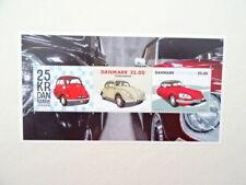 Denemarken- Danmark blok classic cars 2017 MNH-postfris
