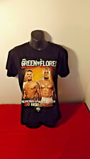 DANNY GREEN GREEN V FLORES OFFICIAL BLACK T SHIRT SIZE XS IN GREAT COND