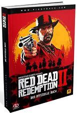 Red Dead Redemption 2 Lösungsbuch (deutsch) | NEU & OVP |