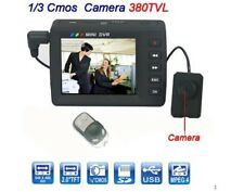 "2.7"" LCD Video Recorder Mini Button Spy Camera Hidden Pocket DV Camcorder DVR"