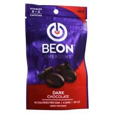 BeOn - Energems Energy Gems Dark Chocolate - 6 Piece(s)