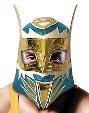 Warrior Mens Adult Funny Luchador Costume Wrestling Fighter Mask