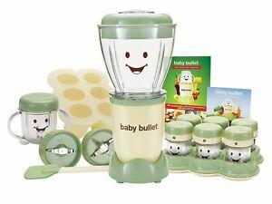 Baby Bullet Food Blender Processor System - Green 1