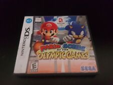 Mario & Sonic At The Olympic Games [DS] [2DS] [2008] [Complete!]