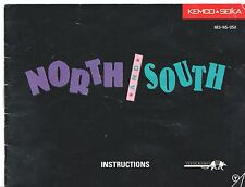 [MANUAL] Nintendo NES North and South Instruction Booklet