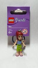 Brand New Lego - Mia Keyring (2016) - Friends - 853549