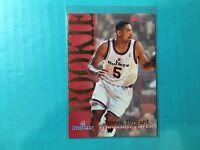 JUWAN HOWARD 1994 HOOPS BASKETBALL ROOKE CARD #378 MICHIGAN FAB 5