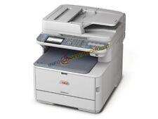 130920 OKI Mc562dnw (farblaserdrucker Scanner Kopierer Fax) mit WLAN