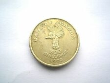 500 SHILLING COIN FROM UGANDA-DATED-2003-NICE