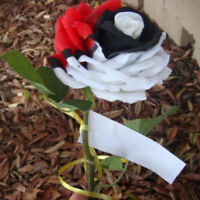 100pcs Pokemon Designed Pokeball Black Pearl Rose Seeds Seeds Attractive seeds*