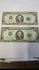 Series 1974 US Two Hundred Dollar Note Bill $100 ** Chicago **