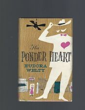 The Ponder Heart Eudora Welty First Edition First Printing