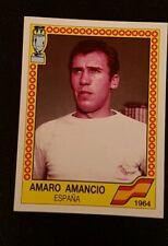 Panini EURO 88 Sticker - Amaro Amancio 1964 No. 8 - 1988