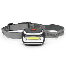 5W LED Headlight With Headband Headlamp Torch Lighting LED 3 Modes Head Lamp
