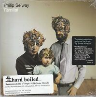 Philip Selway - Familial - Radio Promotional Brand New CD - 1223