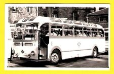 Bus Photo ~ SMT Scottish Omnibuses A16: LSC76: 1954 ECW Bristol LS6B - On Tour