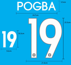 France Home World Cup 2014 PU SOCCER FOOTBALL NAME NUMBER PRINT