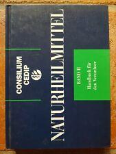 Consilium Cedip Naturheilmittel 2 - Handbuch für den Verordner | Buch |