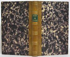 Des Dyspepsies par le Professeur CHOMEL Victor Masson 1857 Médecine Bel ex