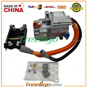 12V DC Fully Universal Electric Air Conditioning Compressor R134A 18CC for Car
