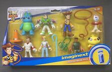 FISHER-PRICE IMAGINEXT TOY STORY 4 DELUXE FIGURE PACK - 8 CHARACTER SET