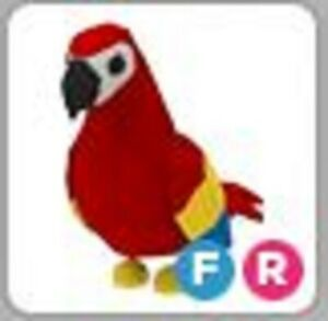 Fly Ride FR PARROT ! Adopt me pet - Roblox