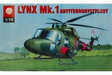 ZTS PLASTYK S021 1/72 Lynx Mk.1 Antiterrorist