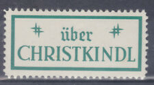 Christkindl Leitzettel Postfrisch ** MNH Gültig 1956 - 1961