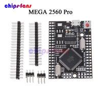 2PCS MEGA 2560 R3 Pro Embedded ATMEGA2560-16AU USB CH340G Development Board