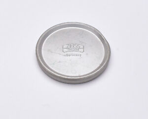 Zeiss Ikon Germany 55mm ID Metal Push-On Front Lens Cap  (#6281)
