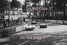 Claes & Swaters Ecurie Francorchamps Jaguar D-Type Le Mans 1955 Photograph