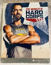 22 Minute Hard Corps Beachbody Aerobic Fitness Exercise Workout (DVD Set, 2016)