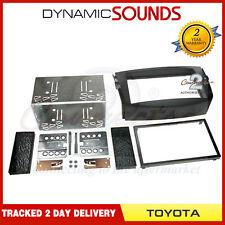 Toyota Rav4 2013 Doble Din coche estéreo kit de montaje ct23ty35