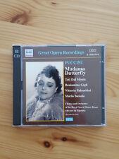Puccini: Madame Butterfly. Dal Monte, Gigli, Basiola, Palombini, de Fabritiis. 2
