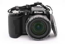 Nikon COOLPIX L110 12.1MP Digital Camera - Black