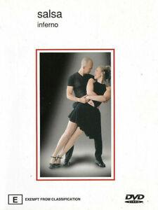Salsa Instructional DVD Learn How to Dance Salsa Inferno - CARLOS PAZ TEACHER