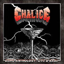 Chalice Demo Anthology: Live & Rare US 80´s  Power Metal