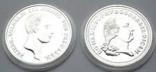2 x Silber - König Friedrich Wilhelm III. & Kurfürst Maximilian Joseph