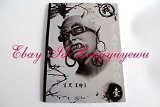 Full Back tattoo Flash  Book Dragon Skull Ghost Koi Monkey  Demon Specter KOI