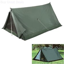 2 Person Backpacking Tent Classic A Frame PUP Design Easy Install BRAND NEW