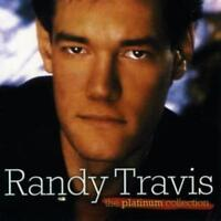 Randy Travis : The Platinum Collection CD (2006) ***NEW*** Fast and FREE P & P