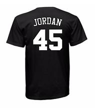 Chicago White Sox #45 Michael Jordan Jersey T Shirt