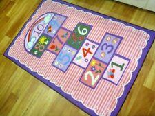 Childrens Kids Activity Hopscotch Play Mats 100x150CM