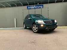 Mercedes ML 280 CDI 4 Matic 7G-Tronic! Navi!Bi-Xenon! AHK 3500kg! TÜV NEU!
